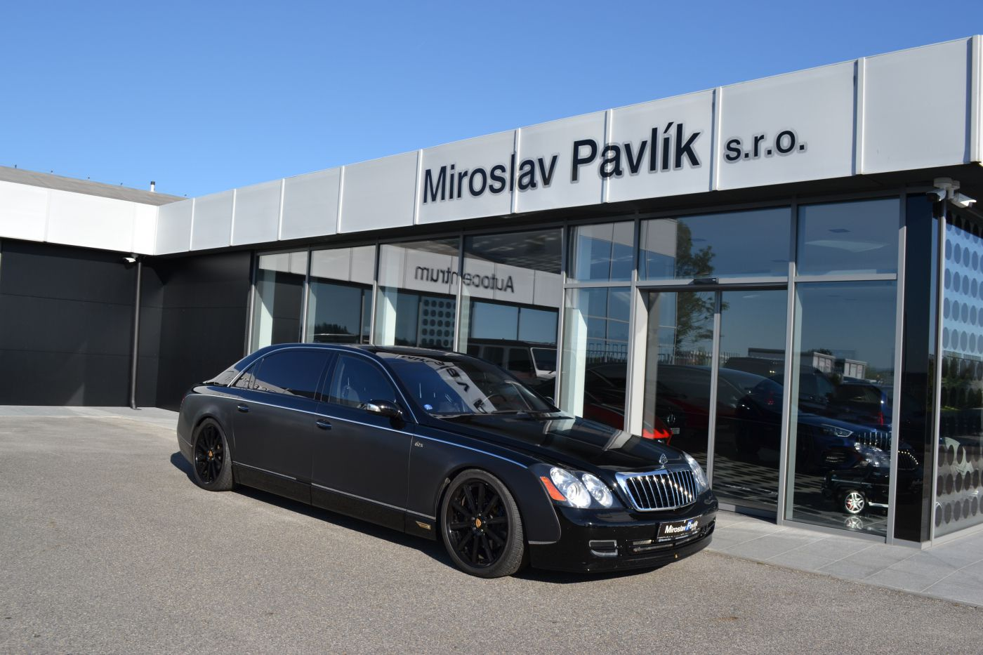 Mercedes-Benz Maybach 62 S