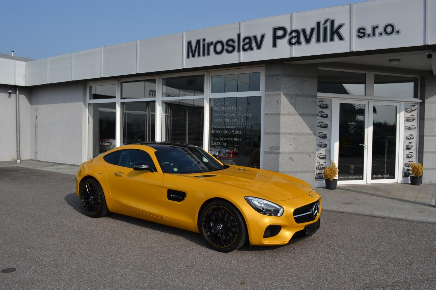 Mercedes-Benz AMG GT AMG GT PANORAMA,NIGHT,PERFORMANCE