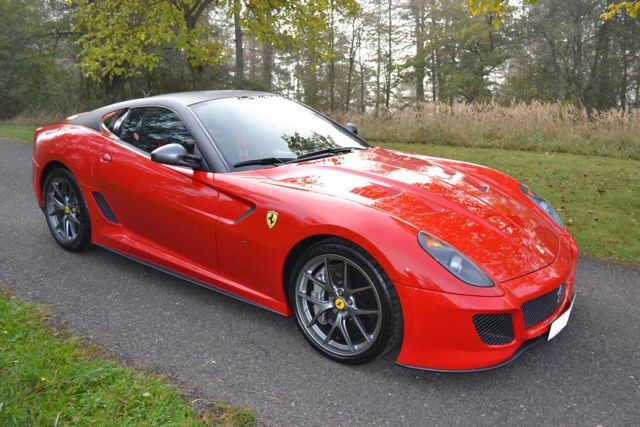 Ferrari 599 GTO LIMITED EDITION