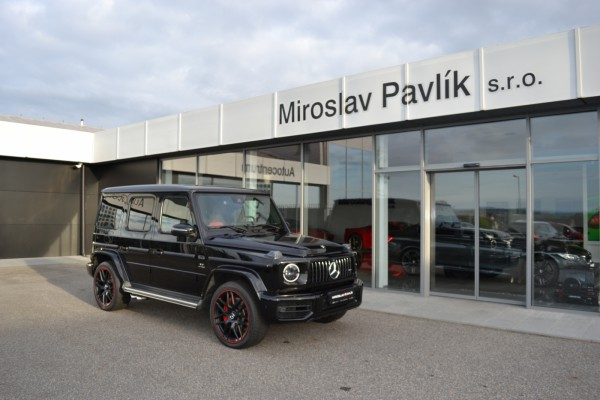 Mercedes-Benz G 63AMG CARBON TV NIGHT