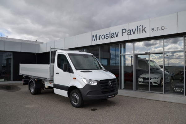 Mercedes-Benz Sprinter 516CDI SKLÁPĚČ do 3,5t